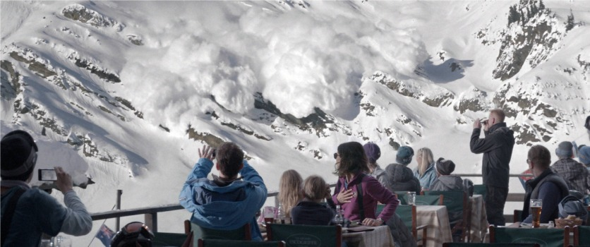 10. Force Majeure (2014)