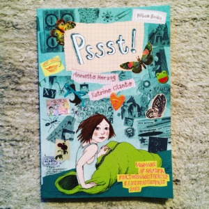Annette Herzog & Katrine Clante Pssst! (2013)