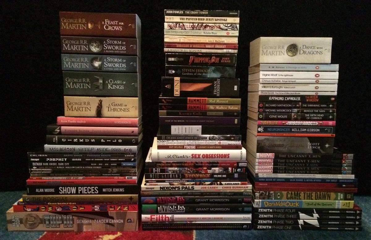 94 böcker jag läste2015