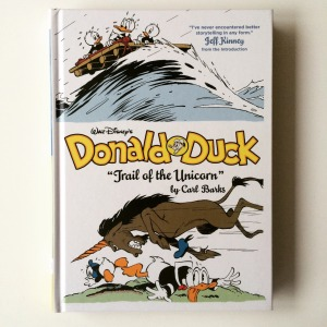 Carl Barks Walt Disney's Donald Duck Trail of the Unicorn (1949-1950 2014)