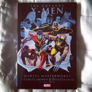 Chris Claremont, Dave Cockrum & Len Wein Marvel Masterworks The Uncanny X-Men, Volume 1 (1975-1976)