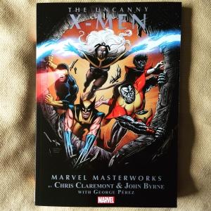 Chris Claremont, John Byrne, George Pérez & Terry Austin Marvel Masterworks The Uncanny X-Men, Volume 4 (1979-1980)