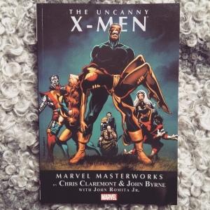 Chris Claremont, John Byrne & Terry Austin Marvel Masterworks The Uncanny X-Men, Volume 5 (1980)