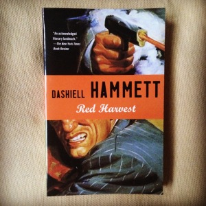 Dashiell Hammett Red Harvest (1929)