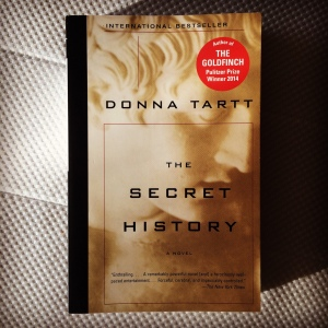 Donna Tartt The Secret History (1992)