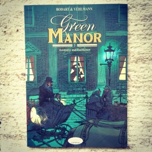Fabien Vehlmann & Denis Bodart Green Manor, Volume 1 Assassins and Gentlemen (2001)