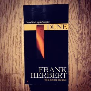 Frank Herbert Dune (1965)