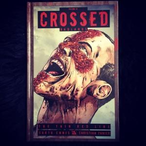 Garth Ennis & Christian Zanier Crossed, Volume 10 (2014)