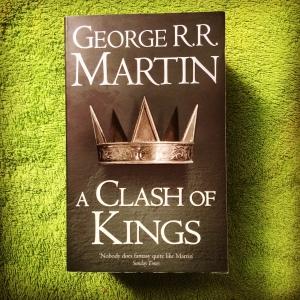 George R. R. Martin A Clash of Kings (1998)