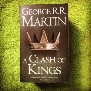 George R. R. Martin A Clash of Kings (1998)