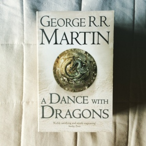 George R. R. Martin A Dance with Dragons (2011)
