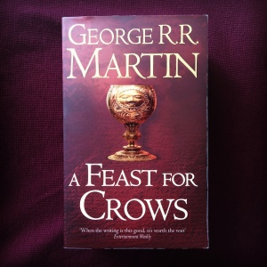 George R. R. Martin A Feast for Crows (2005)