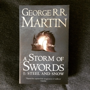 George R. R. Martin A Storm of Swords, Part 1 Steel and Snow (2000)