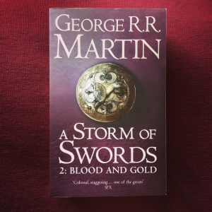 George R. R. Martin A Storm of Swords, Part 2 Blood and Gold (2000)