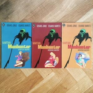 Gerard Jones & Eduardo Barreto Martian Manhunter American Secrets (1992)