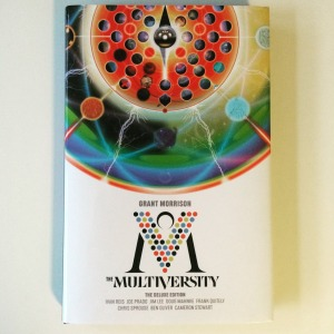 Grant Morrison et al The Multiversity The Deluxe Edition (2015)