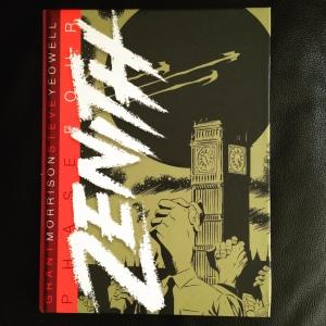 Grant Morrison & Steve Yeowell Zenith Phase Four (1992)