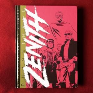 Grant Morrison & Steve Yeowell Zenith Phase Three (1989-1990)