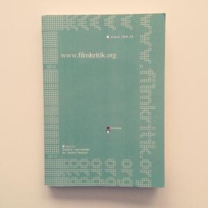 Gunnar Bergdahl (ed.) www.filmkritik.org Årsbok 1998-99 (1999)