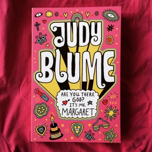 Judy Blume Are You There God It's Me, Margaret (1970)