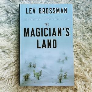 Lev Grossman The Magician's Land (2014)