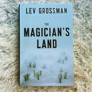 Lev Grossman The Magician's Land (2014)