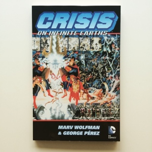 Marv Wolfman & George Pérez Crisis on Infinite Earths (1985)