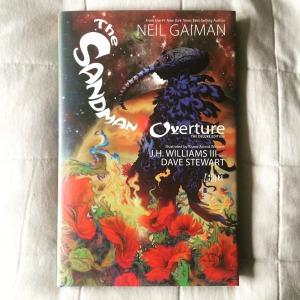 Neil Gaiman, J. H. Williams III & Dave Stewart The Sandman Overture The Deluxe Edition (2015)