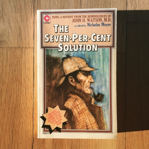 Nicholas Meyer The Seven-Per-Cent Solution (1974)
