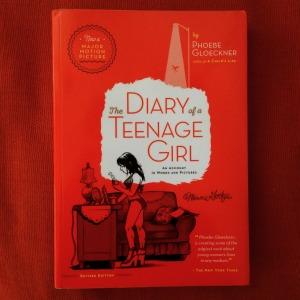 Phoebe Gloeckner The Diary of a Teenage Girl (2002)