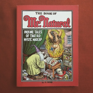 R. Crumb The Book of Mr. Natural (1995)