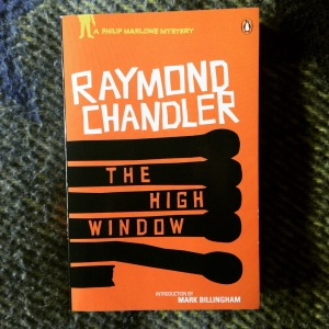 Raymond Chandler The High Window (1942)