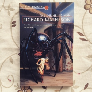 Richard Matheson The Shrinking Man (1956)