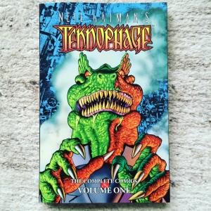 Rick Veitch, Bryan Talbot, Paul Jenkins & Al Davison Neil Gaiman's Teknophage, Volume One (1995-1996)