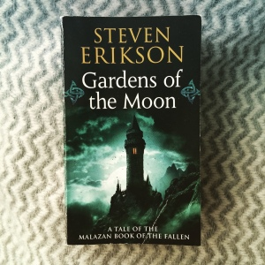Steven Erikson Gardens of the Moon (1999)