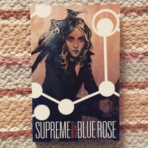 Warren Ellis & Tula Lotay Supreme Blue Rose (2015)