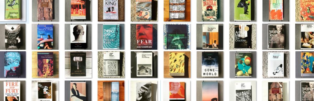 150 böcker och serier jag läste 2018, del1