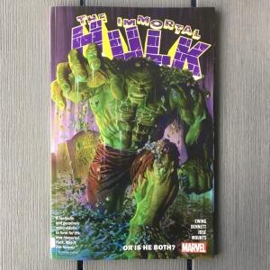 Al Ewing, Joe Bennett & Ruy José Immortal Hulk, Volume 1 Or Is He Both (2018)