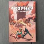 Brandon Graham, Simon Roy, Giannis Milonogiannis et al Prophet, Volume 5 Earth War (2017)