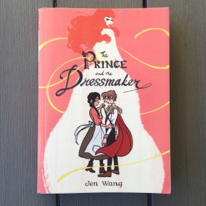 Jen Wang The Prince and the Dressmaker (2018)