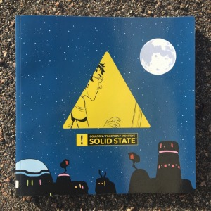 Jonathan Coulton, Matt Fraction & Albert Monteys Solid State (2017)
