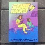 Mickey Zacchilli Space Academy 123 (2018)