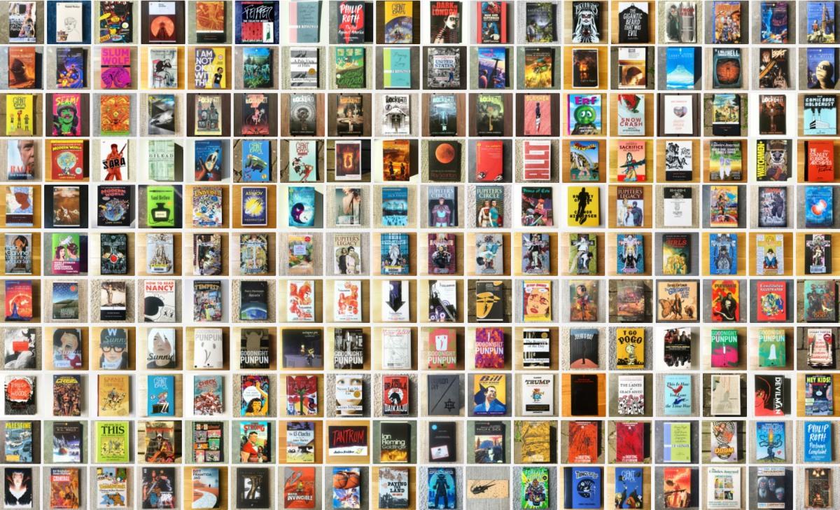 200+ böcker jag läste2020